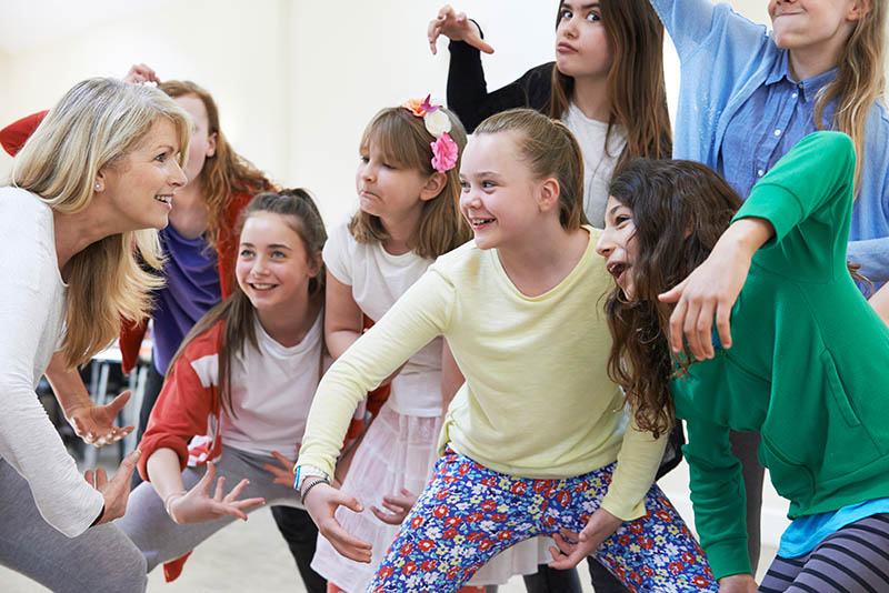 speech and drama holiday club for children in sydney